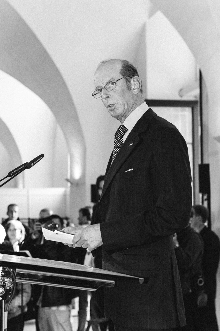 Herzog von Kent, Vertreter des britischen Königshauses