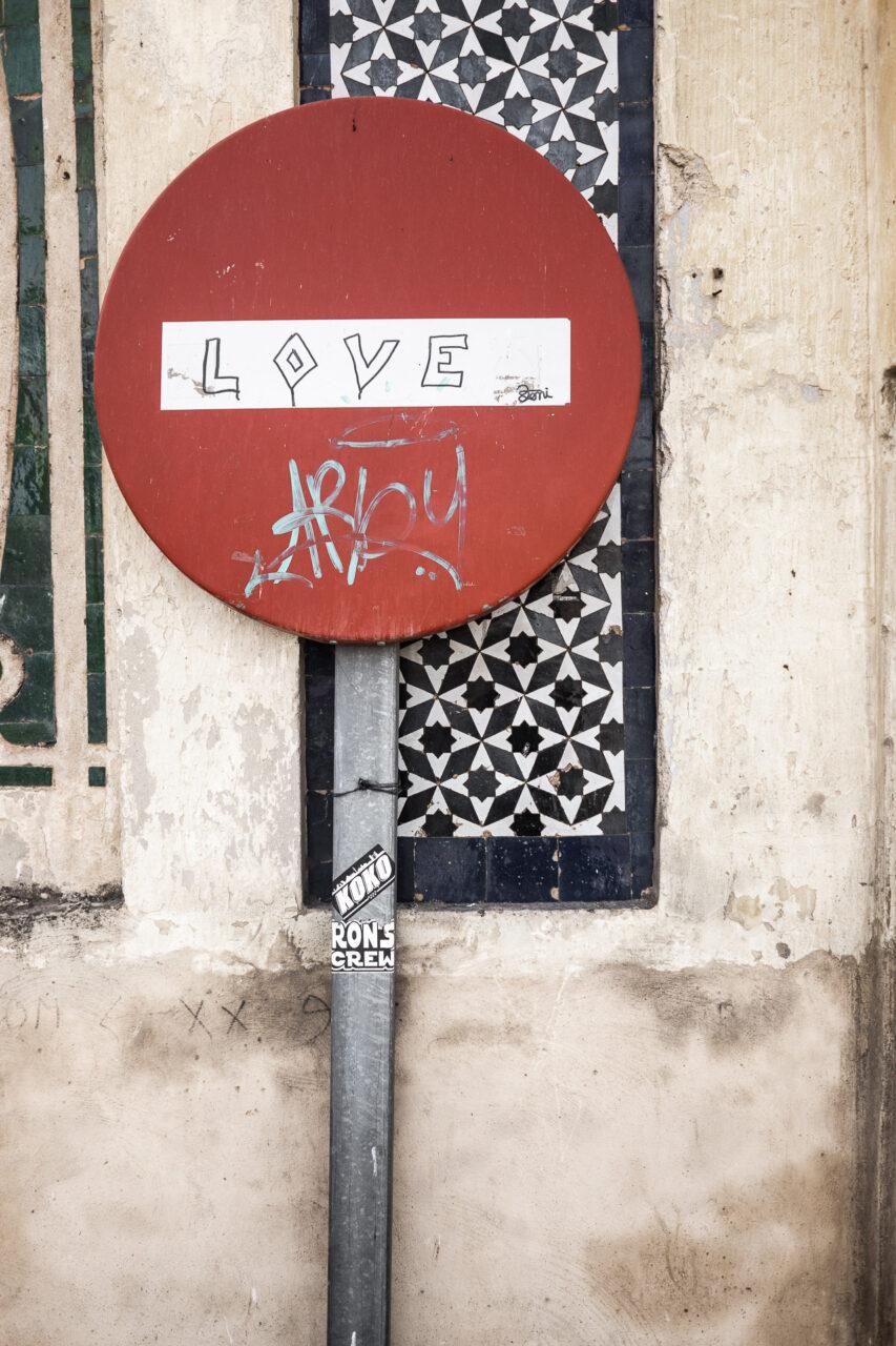 Liebe in Marokko