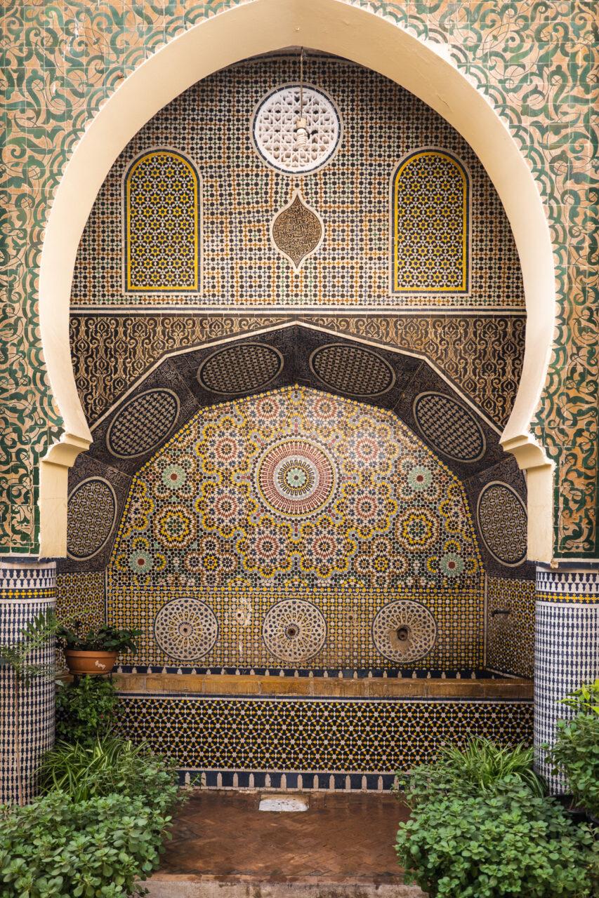Wasserstelle in der Medina